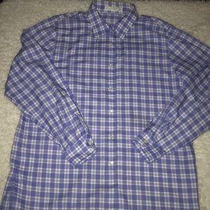 Foxcroft Long Sleeve Button Down Shirt